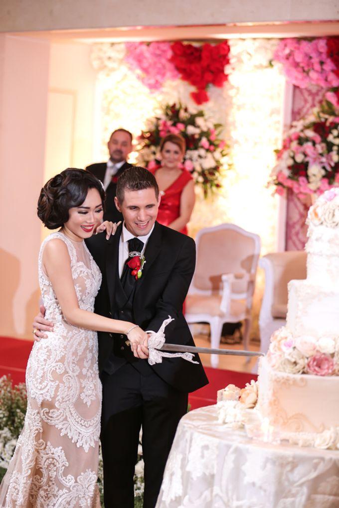 Nicole & Bojan WeddingDay by Anaz Khairunnaz - 021