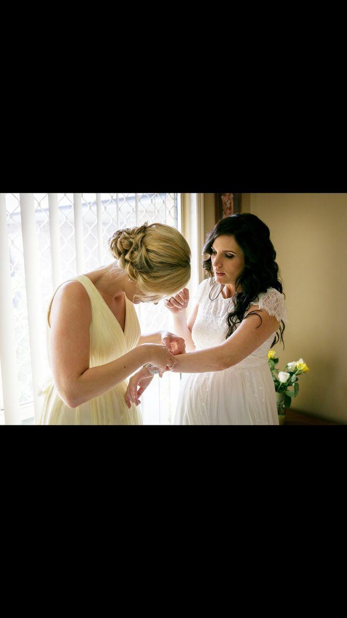 Ellas Wedding by Tiara bridal artistry - 005