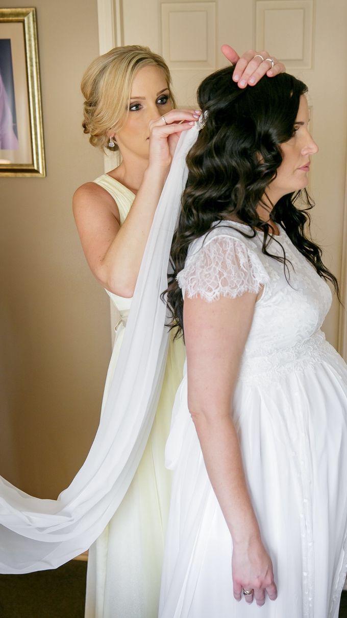 Ellas Wedding by Tiara bridal artistry - 006