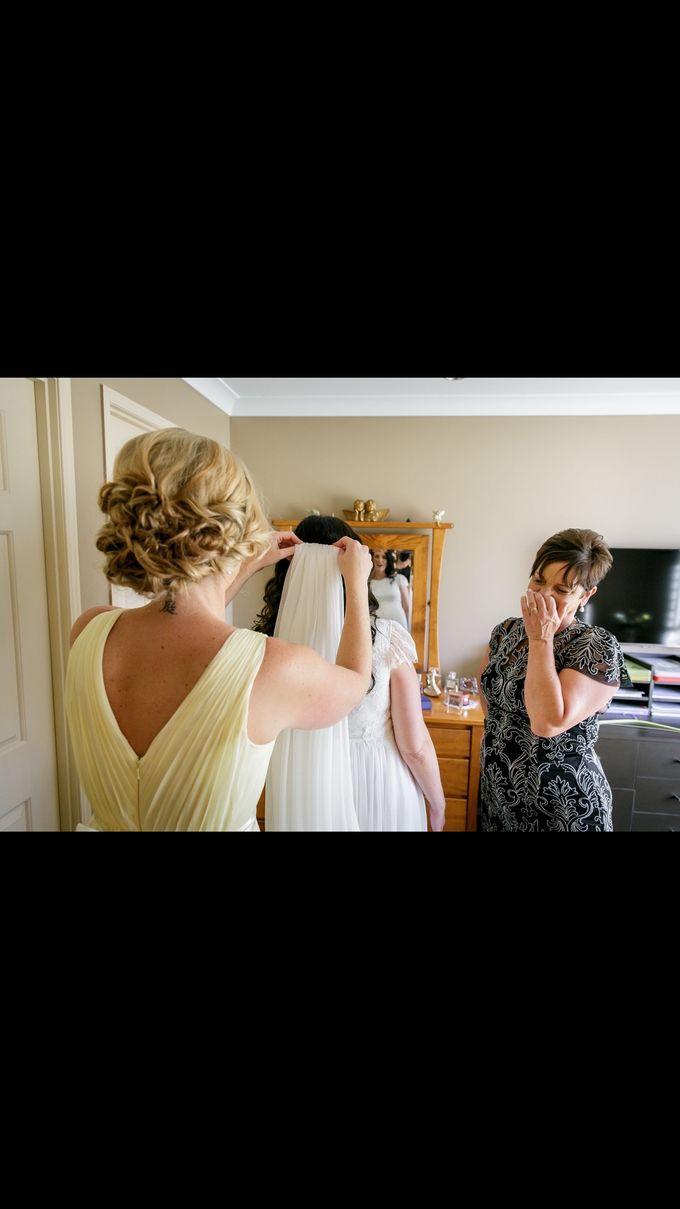 Ellas Wedding by Tiara bridal artistry - 007