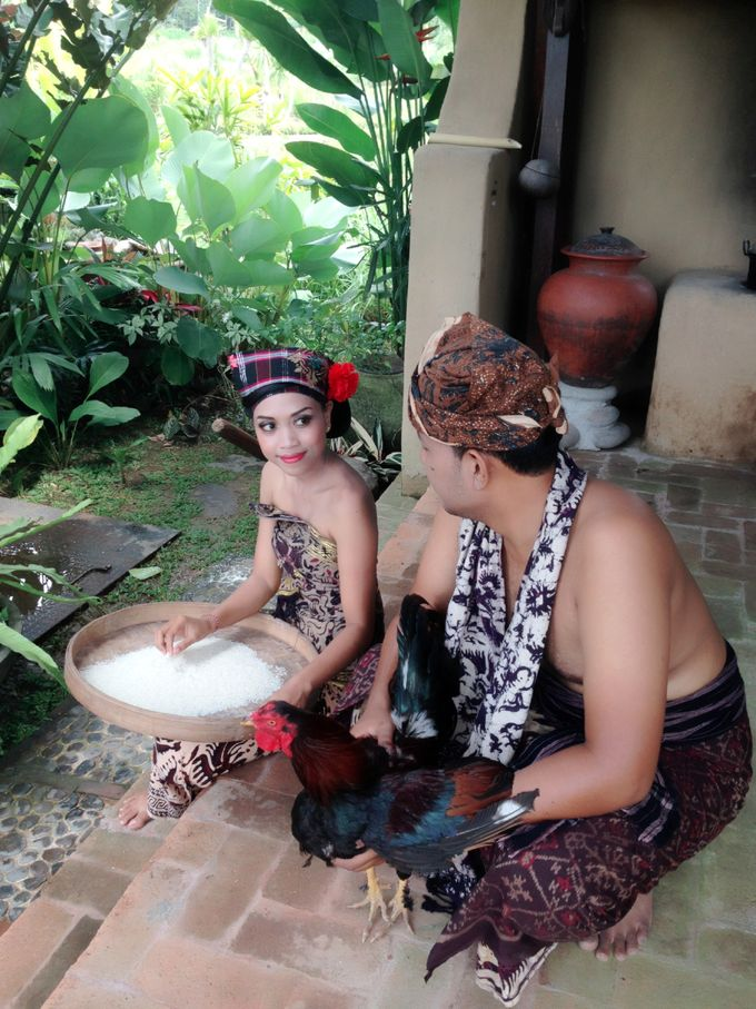 Pre Wed with Balinese Classic  Theme by De Umah Bali - 009