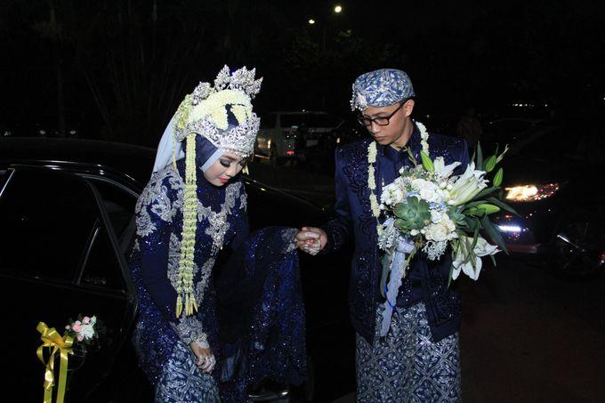 Finna & Febby Wedding by Garland Galore Flower Shop - 004