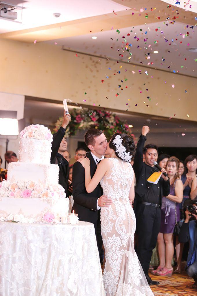 Nicole & Bojan WeddingDay by Anaz Khairunnaz - 022
