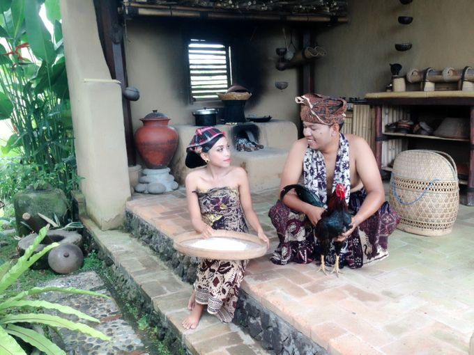 Pre Wed with Balinese Classic  Theme by De Umah Bali - 010