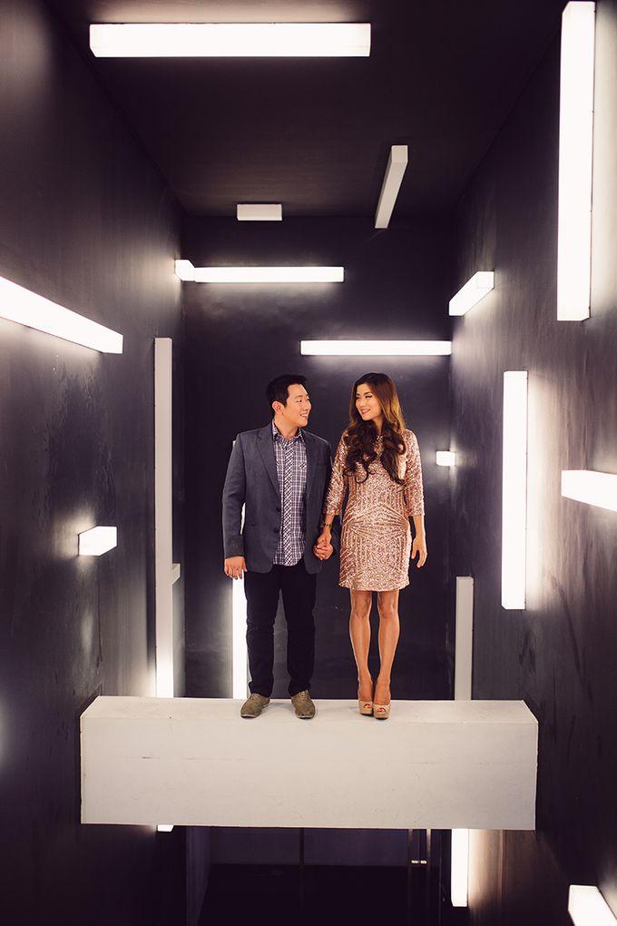 Luke and Debbie x Ronac Art Center Engagement by GJ Esguerra Photography - 003