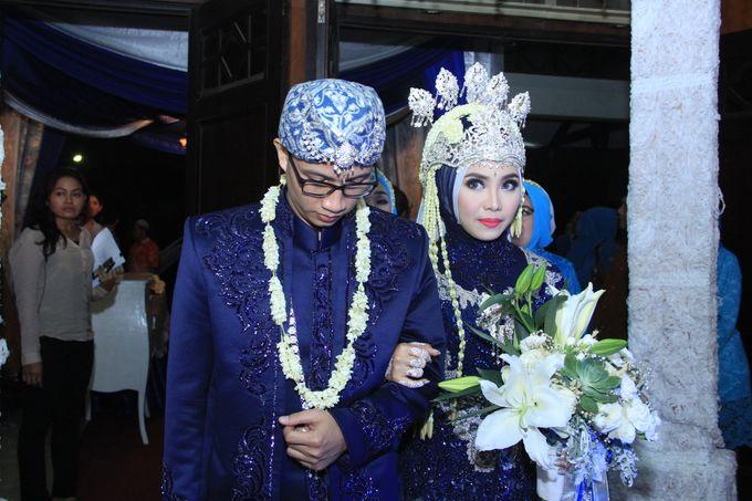 Finna & Febby Wedding by Garland Galore Flower Shop - 007