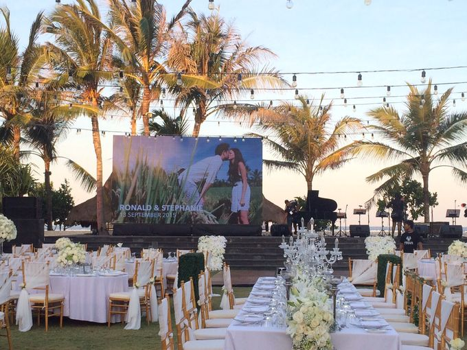 The Wedding of Ronald & Stephanie by Focus Production - 003