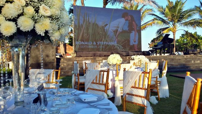 The Wedding of Ronald & Stephanie by Focus Production - 002