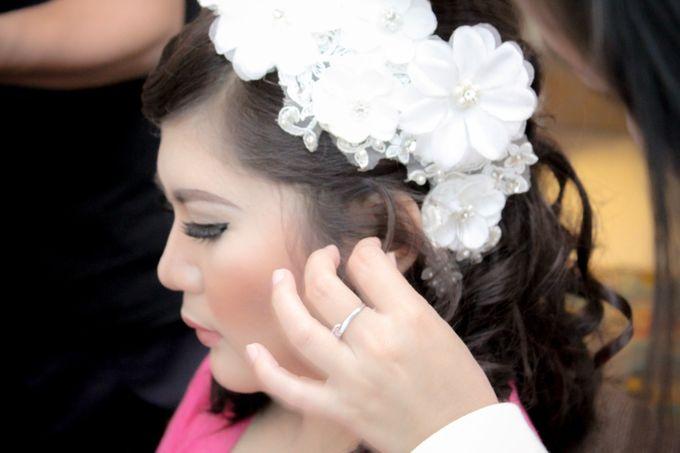 Nanda & Rayes Wedding by My Creation Art - 005