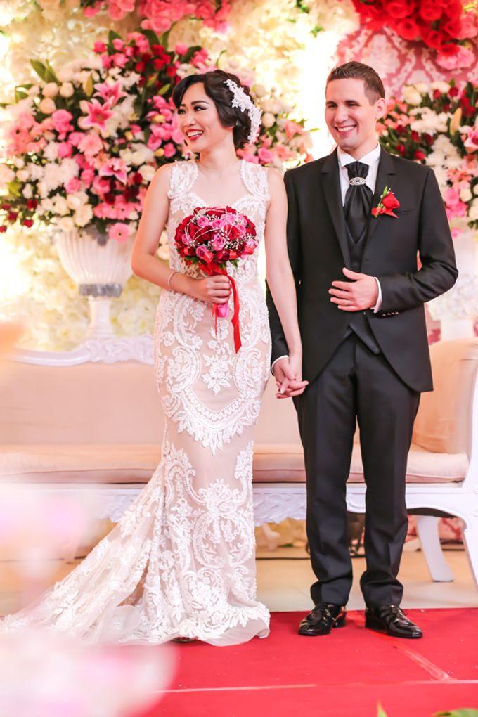 Nicole & Bojan WeddingDay by Anaz Khairunnaz - 024