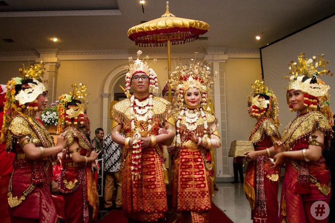 Noven & Reza Traditional Wedding Palembang by #thephotoworks - 030