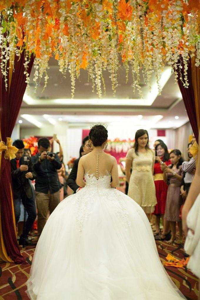 Wedding Yanto & Devi by Fave Hotel Hypersquare - 001