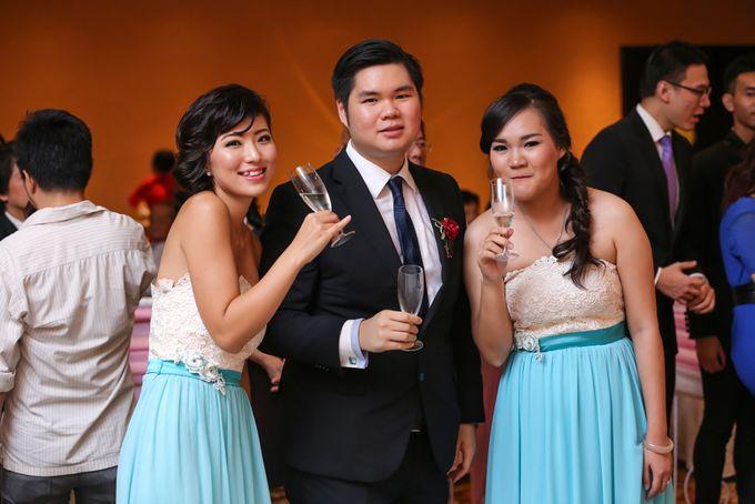 Nicole & Bojan WeddingDay by Anaz Khairunnaz - 025