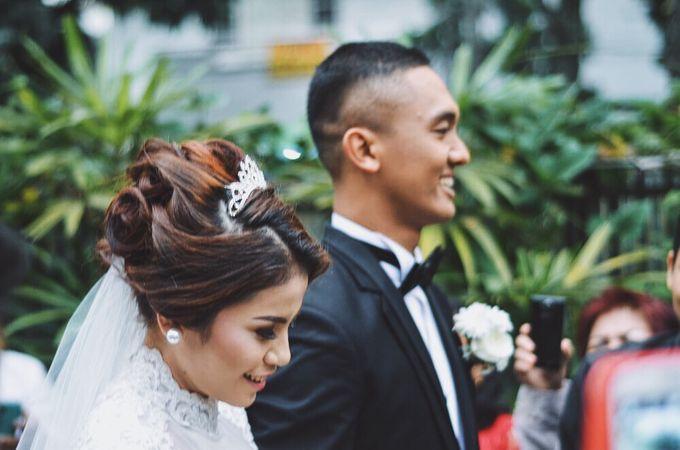 #TIKAUUSBERLABUH Nautical Wedding by Malaka Hotel Bandung - 033