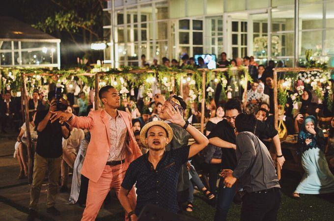 #TIKAUUSBERLABUH Nautical Wedding by Malaka Hotel Bandung - 036