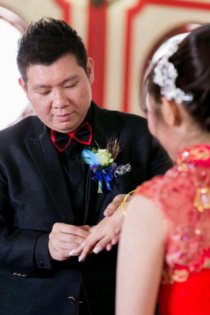 Andry&Susan Weddingday by Okeii Photography - 025