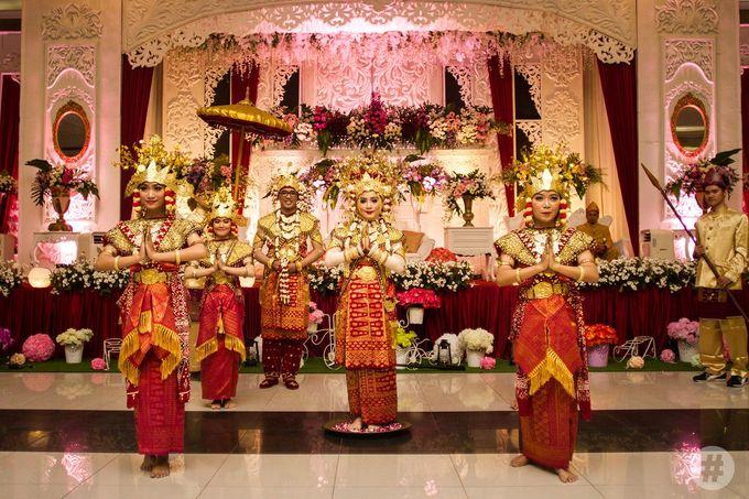 Noven & Reza Traditional Wedding Palembang by #thephotoworks - 031