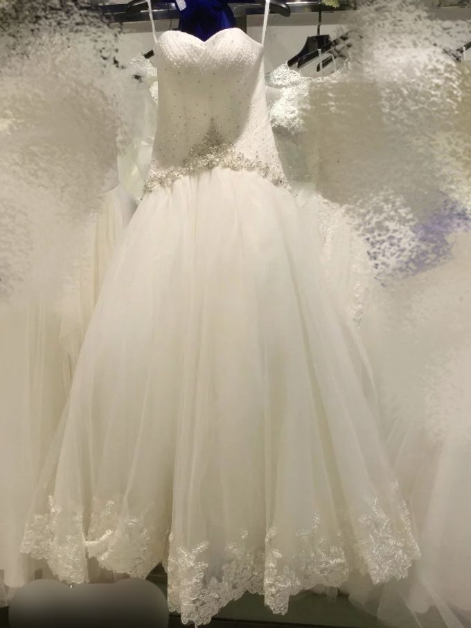 Beautiful Bridal Gowns by Makeupwifstyle - 006