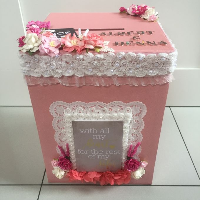 ENVELOPE BOX by DFLcraft - 004
