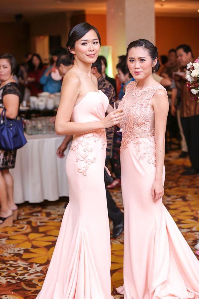 Nicole & Bojan WeddingDay by Anaz Khairunnaz - 026