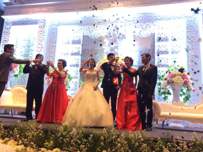THE WEDDING OF BAMBANG AND FRANSISKA by JS Wedding Planner Organizer and Entertainment - 005