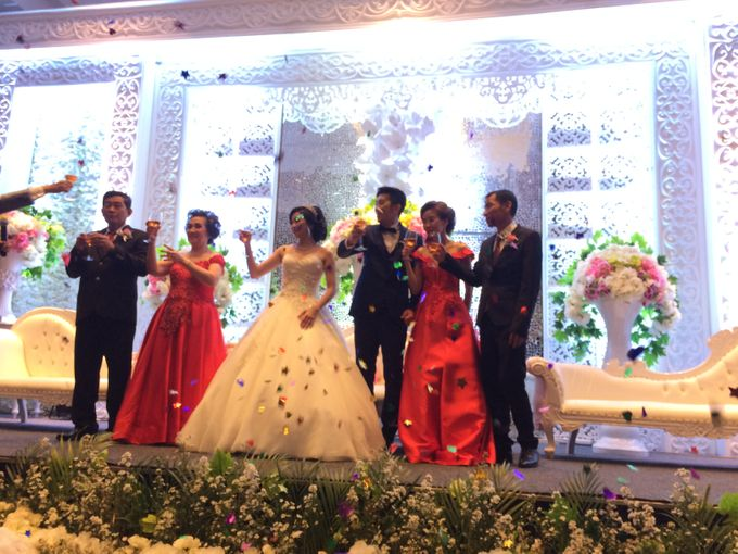 THE WEDDING OF BAMBANG AND FRANSISKA by JS Wedding Planner Organizer and Entertainment - 006