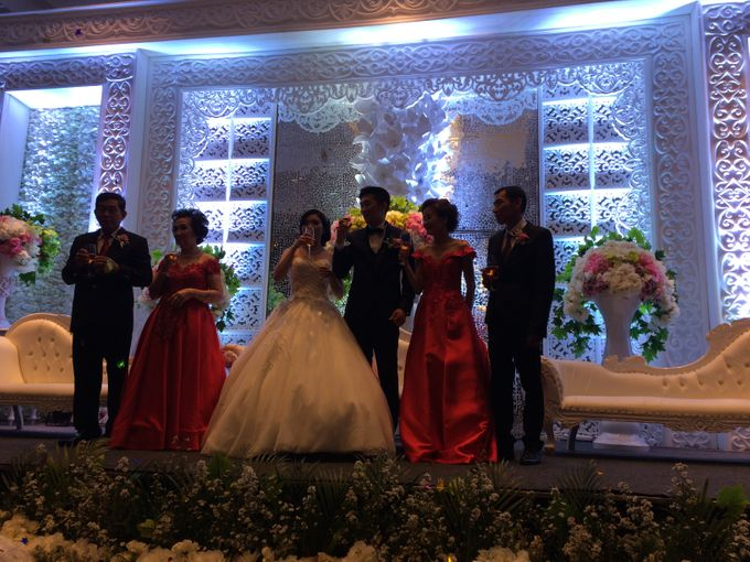 THE WEDDING OF BAMBANG AND FRANSISKA by JS Wedding Planner Organizer and Entertainment - 007