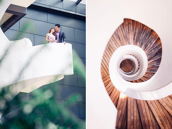 Luke and Debbie x Ronac Art Center Engagement by GJ Esguerra Photography - 007
