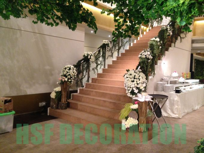 WEDDING AT THAMRIN NINE by Home Smile Florist - 019
