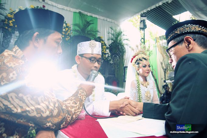 Wedding Rizka & Nova by Studio 17 - 007