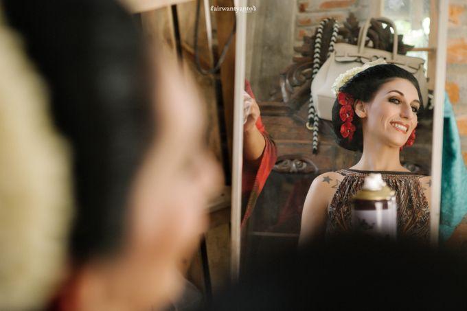 Lauretta & Regol wedding by airwantyanto project - 006