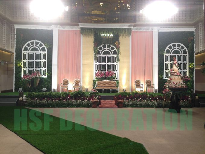 WEDDING AT THAMRIN NINE by Home Smile Florist - 020