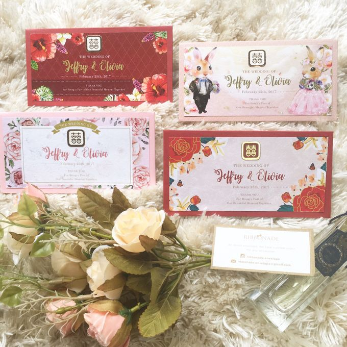 For Bride and Groom To Be by Ribbonade.envelope - 004