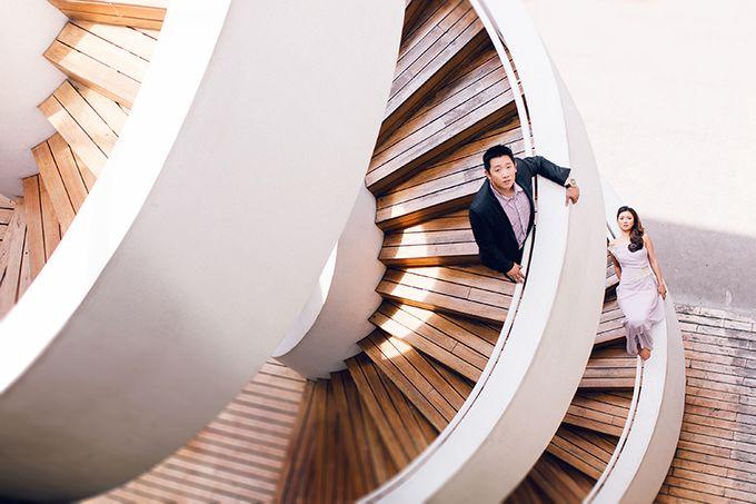 Luke and Debbie x Ronac Art Center Engagement by GJ Esguerra Photography - 009