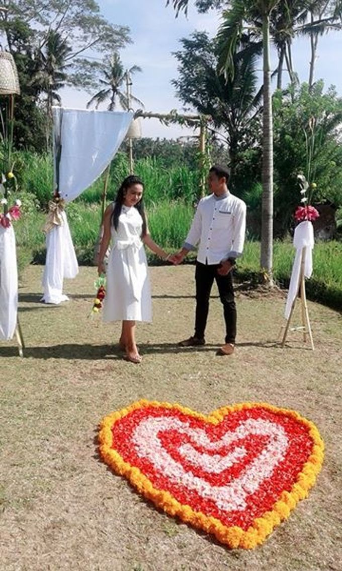 Pre Wed with Casual Theme by De Umah Bali - 004