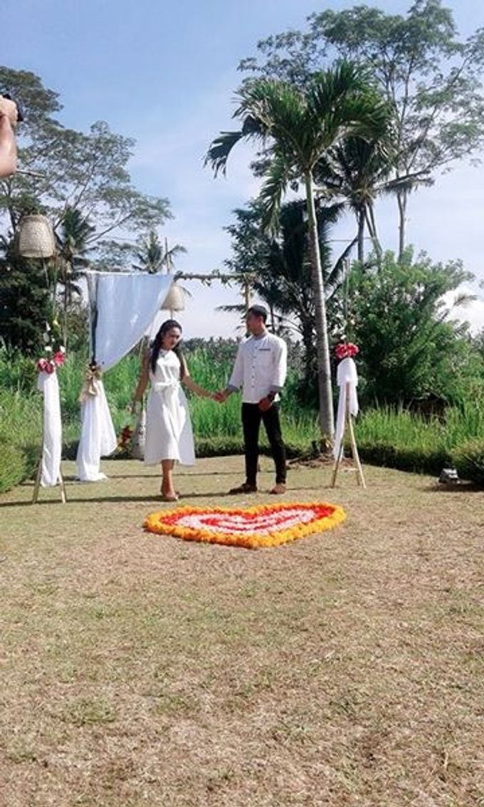 Pre Wed with Casual Theme by De Umah Bali - 007
