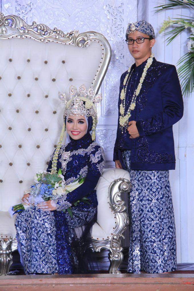 Finna & Febby Wedding by Garland Galore Flower Shop - 015