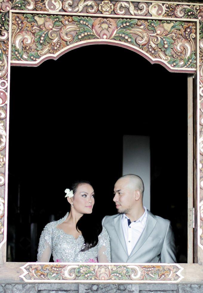 VERY TRI YULISMAN & JANNETTE JULIANIS PRE WEDDING by My Creation Art - 007