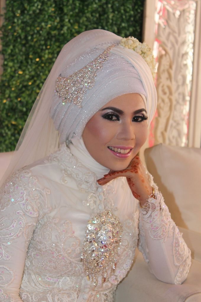 WEDDING - AISYAH/AAN by NANA Rias Pengantin - 005