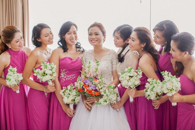 Garden Wedding in Tagaytay by Honeycomb PhotoCinema - 015