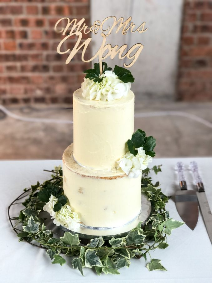 Wedding Cakes by The Quirky Taste - 016