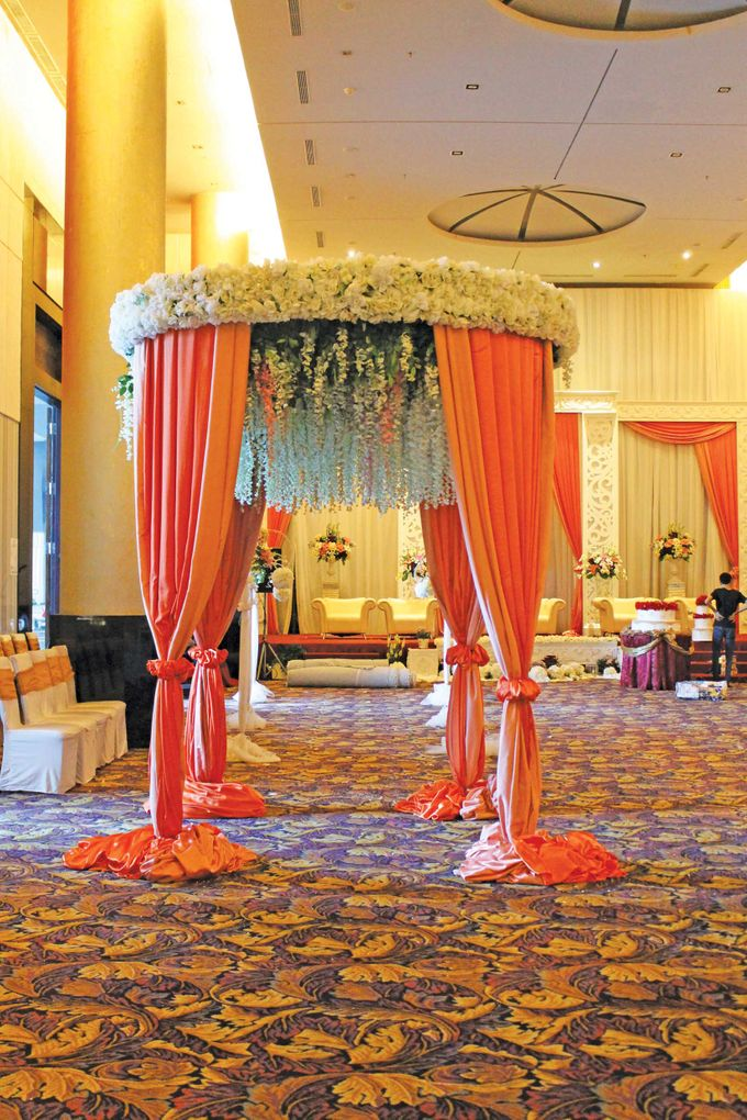 Grand Capitol Ballroom at Manhattan Hotel by Merlynn Park Hotel - 006
