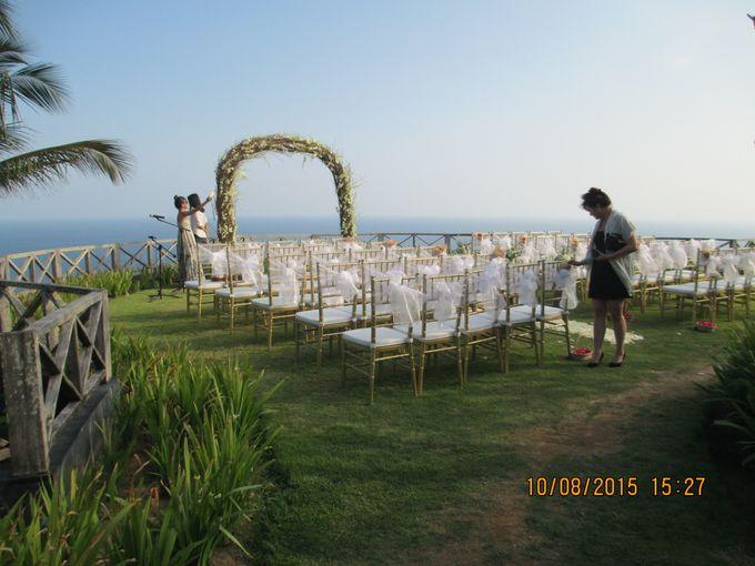 Joanne & Dennis Wedding by Khayangan Estate - 001