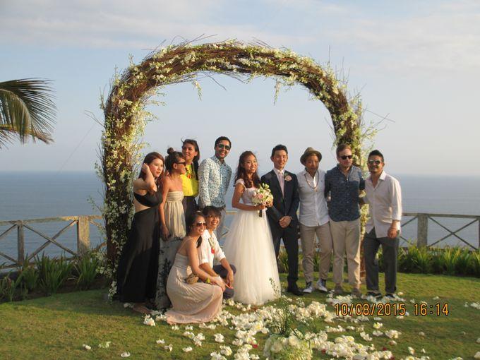 Joanne & Dennis Wedding by Khayangan Estate - 002