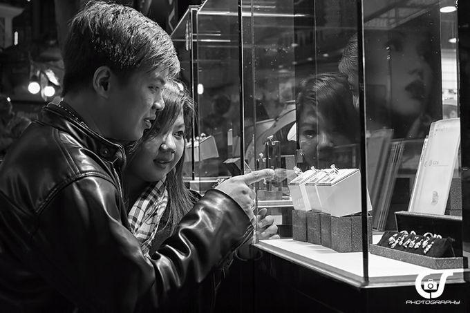 Prewedding of Yeni Agustin & Frederick Sanjaya by CS Photography - 009