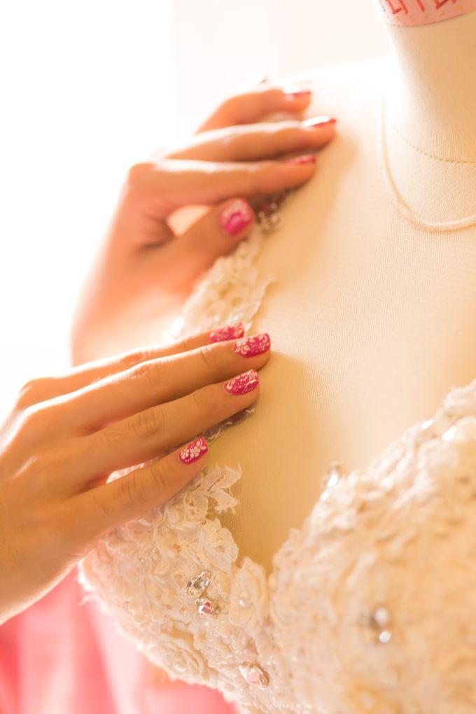 Vinton&Sisca Wedding by Okeii Photography - 005
