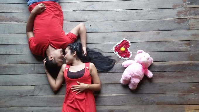 Pre Wed with Casual Theme by De Umah Bali - 015
