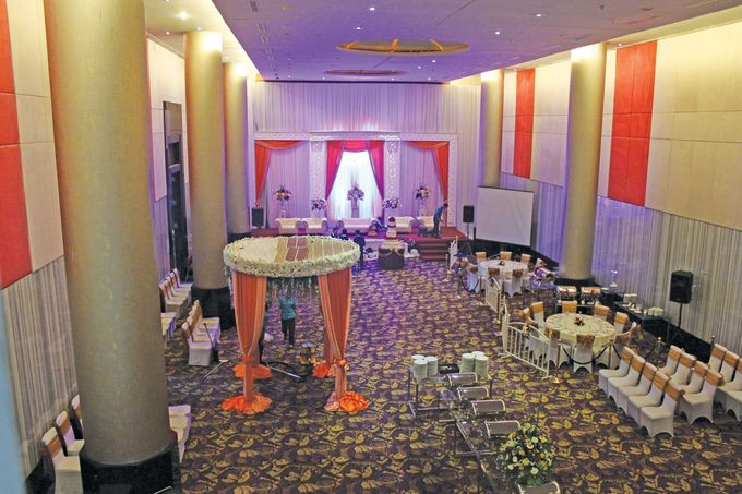 Grand Capitol Ballroom at Manhattan Hotel by Merlynn Park Hotel - 007
