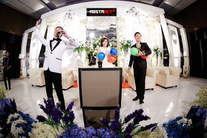 Wedding event of Reynold & Claudy by Holiday Inn Bandung Pasteur - 011