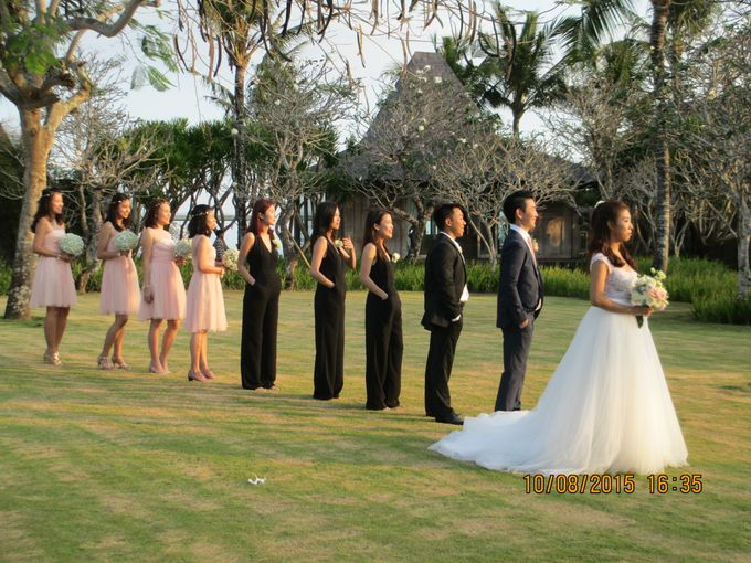 Joanne & Dennis Wedding by Khayangan Estate - 004